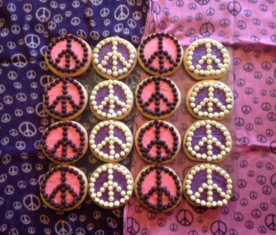 Peace Treaties 2014